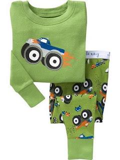 Baju Anak Laki-Laki Baby Gap Pj Piyama Branded