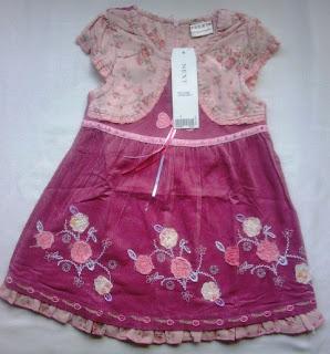Baju codoray anak perempuan branded NEXT