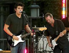 John Mayer and Eric Clapton - Crossroads