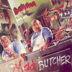 Destruction - Mad Butcher (live) 1987