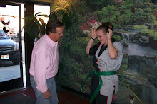Michelle Loves Karate