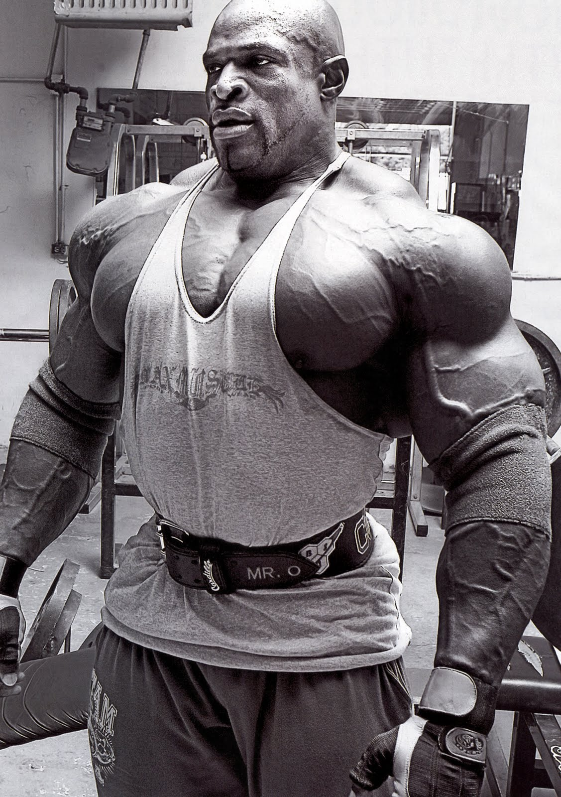 Mr O Ronnie Coleman