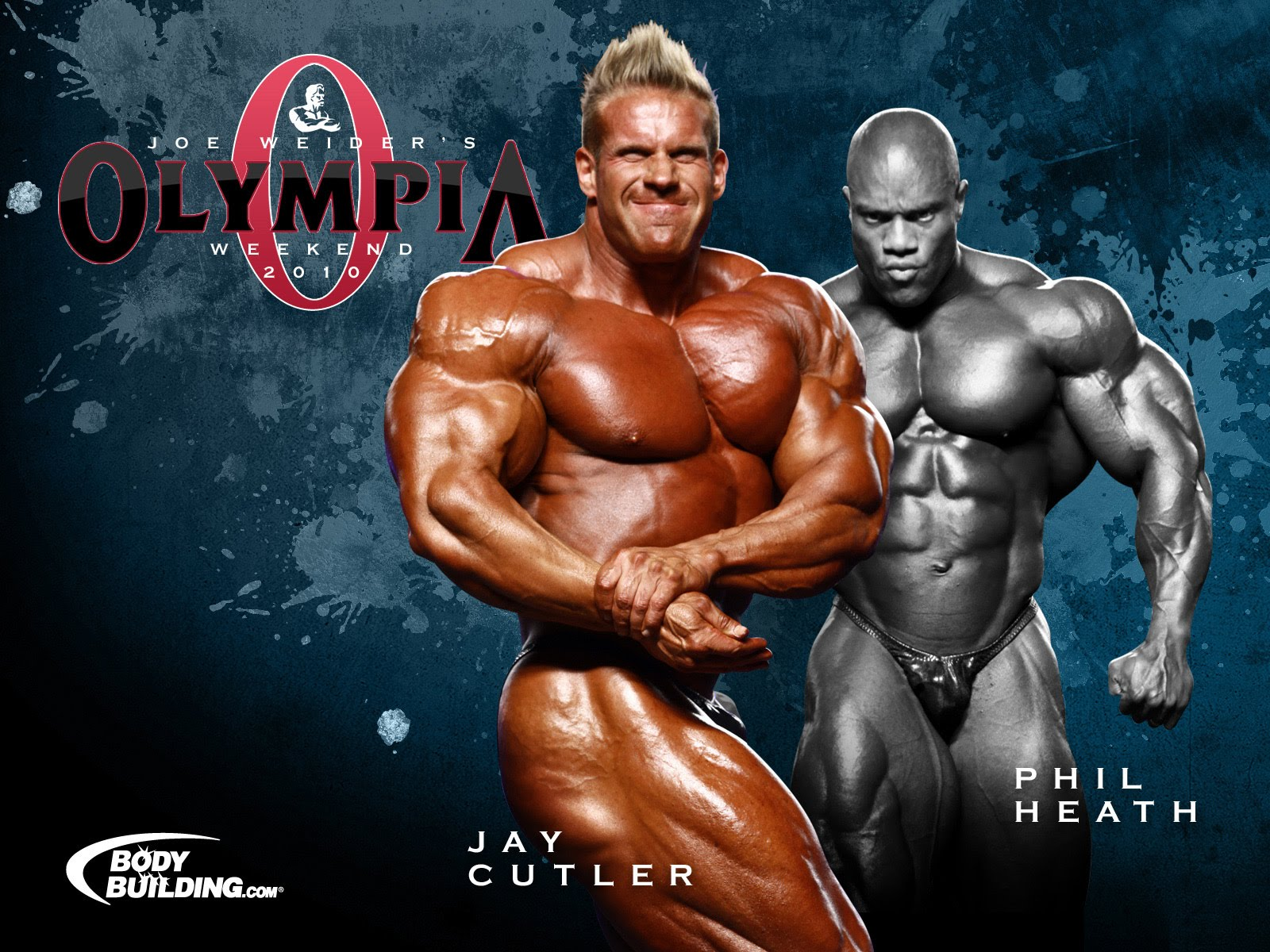 Mr Olympia 2010 Wallpaper