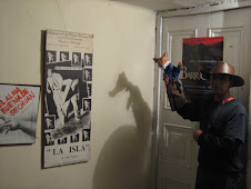 En la sala de Barricada (Huancayo)