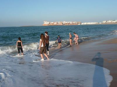 بوزنيقة الشاطئ Baignade