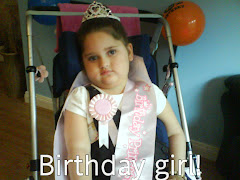 Mias 4th Birthday
