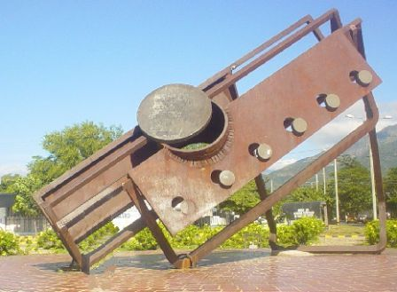 monumento el pedazo de acordeon