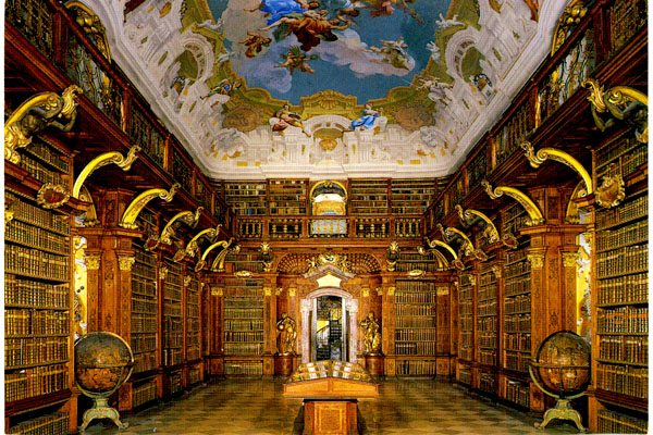 World 39 s most wonderful cool libraries for Cool home libraries