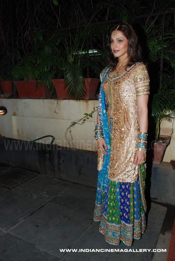 isha koppikar wedding sangeet at Mayfair Rooms