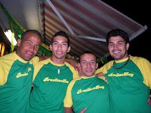 Spettacolo di capoeira a suzzara (mantova)