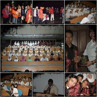 Kumpulan Ceramah Dan Kultum April 2009 Persatuan Mahasiswa Anak Johor
