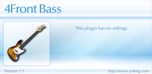 Bass 4Front.Pure sound
