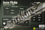 IxoxFlute Vsti Clean sound.