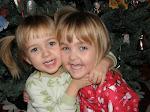 Sara & Emily, Age 4