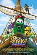 The Pirates Who Don't Do Anything: A VeggieTales Movie Synopsis