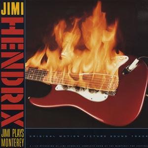 Jimi Hendrix  Jimi Plays Monterey (1986)