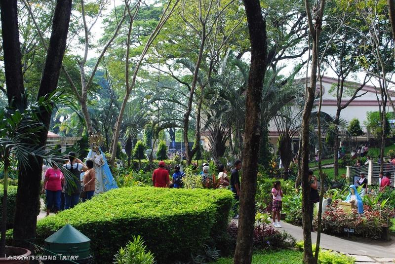 Meet the X-plorers: Our Lady of Manaoag Rosary Garden