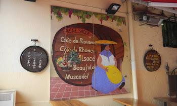 Dans le vieux Nice ...