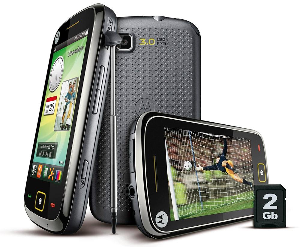 Motorola MOTOTV EX245 Seputar Dunia Ponsel Dan HP