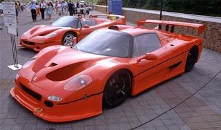 Ferrari F50 GTO