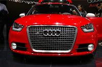 Audi metro project quattro