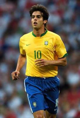 Kaka Feels Brazilian Pressure