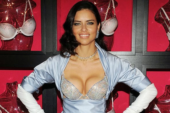 Here are 10 of the hottest female celebrity tattoos: 1. Adriana Lima