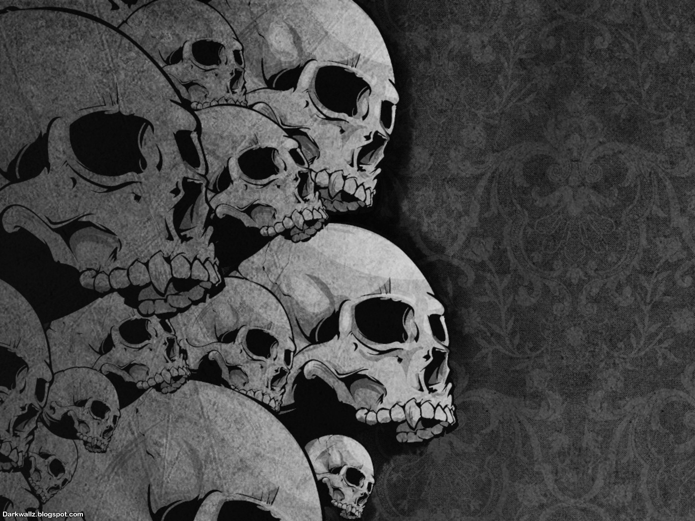 Skulls Wallpapers 52 | Dark Wallpaper Download