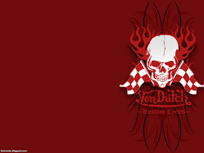 Dark Skulls Desktop Wallpapers