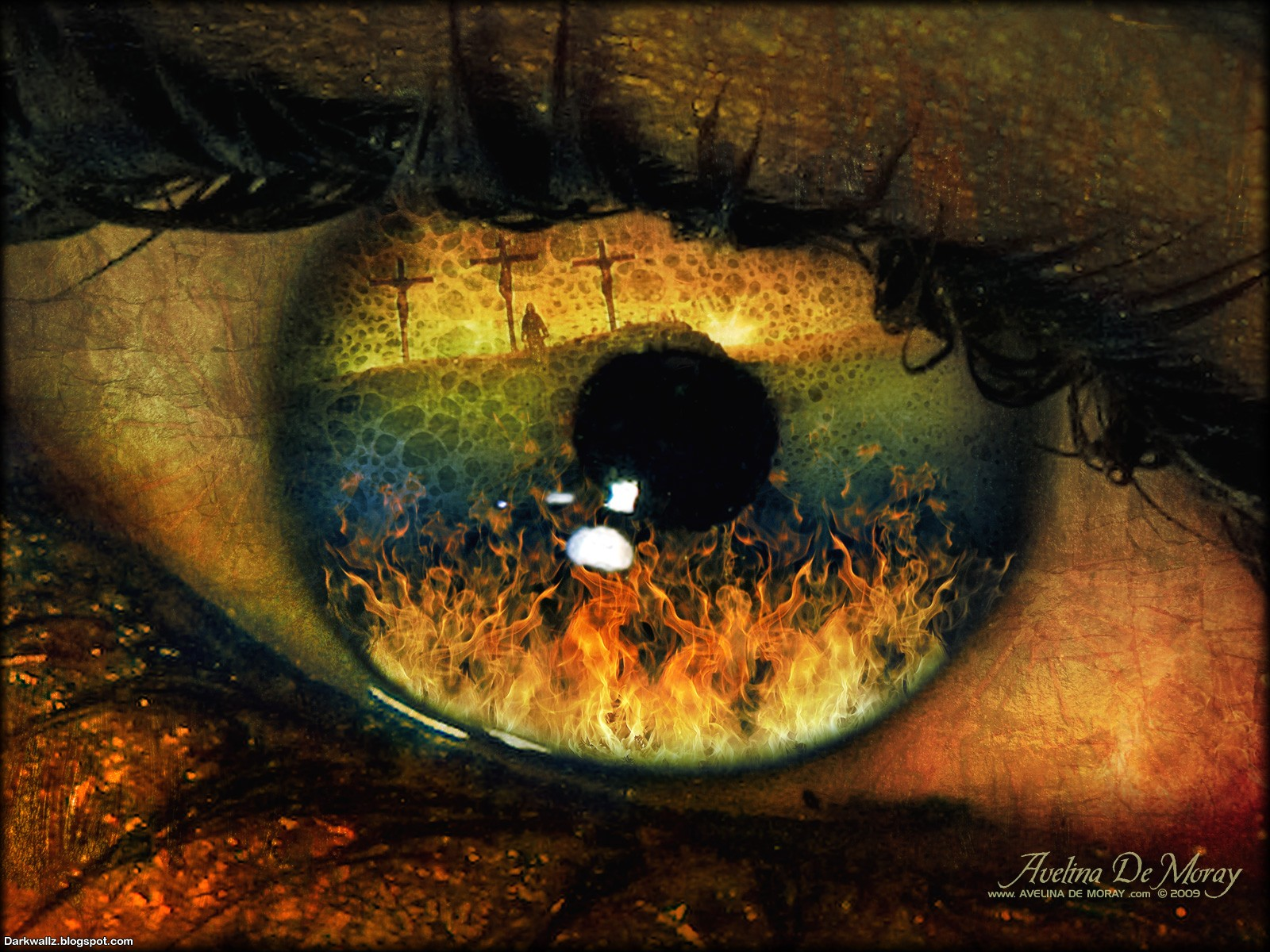 Scary Eyes Wallpapers  37| Dark Wallpaper Download