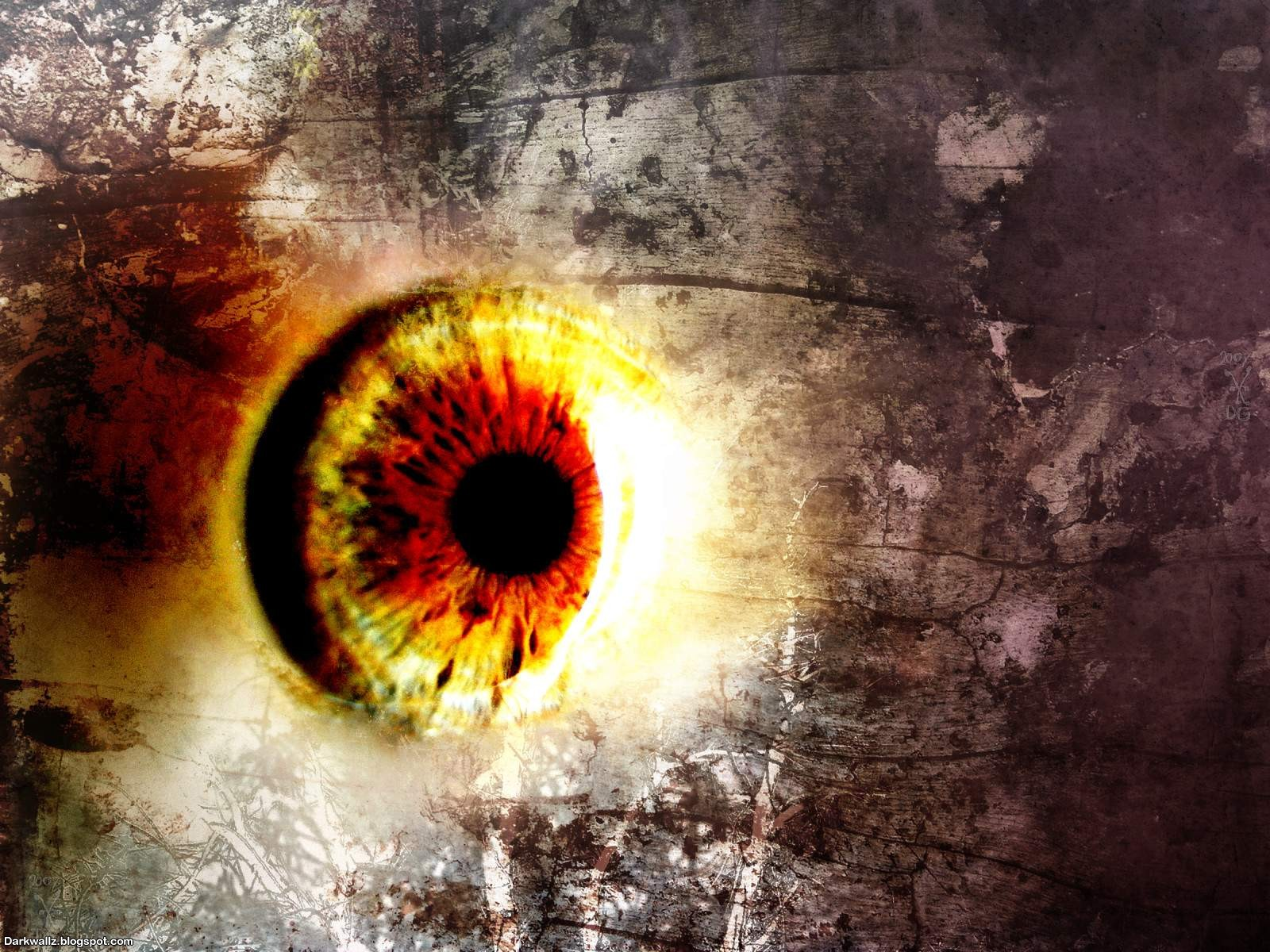 Scary Eyes Wallpapers 39 | Dark Wallpaper Download