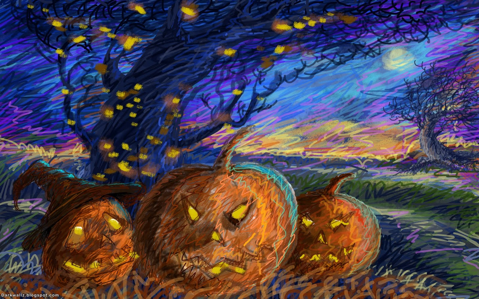 Halloween Wallpapers 81 | Dark Wallpaper Download