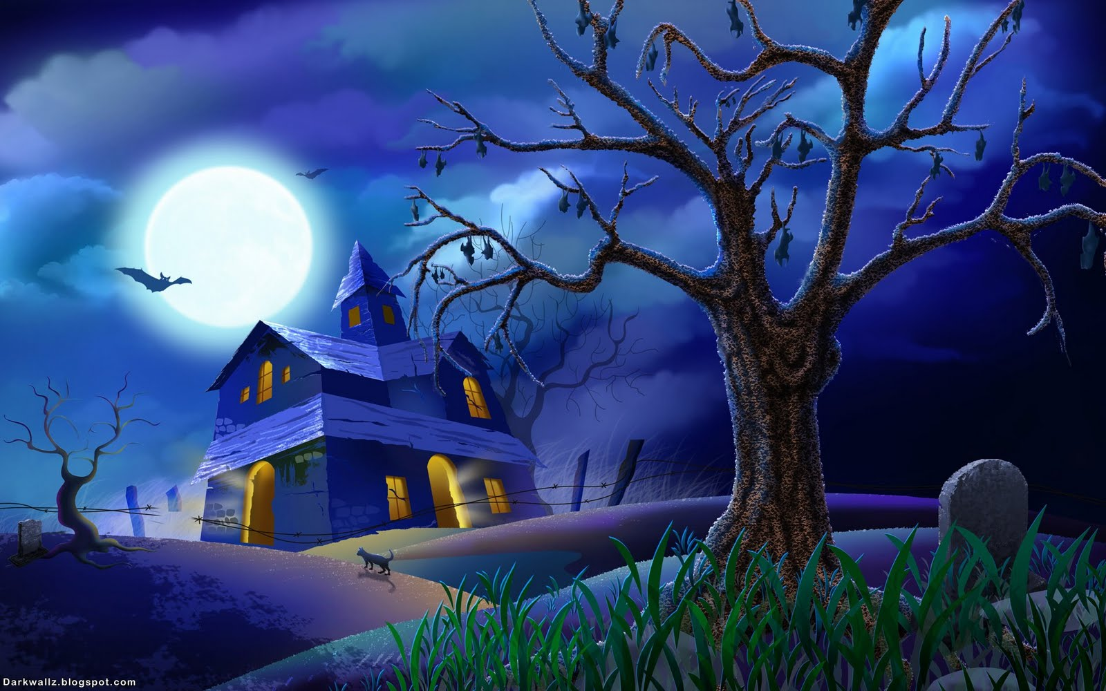 Halloween Wallpapers 57 | Dark Wallpaper Download