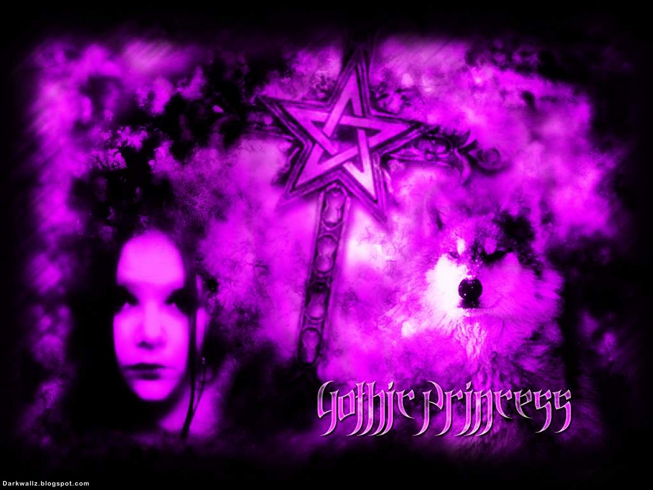Gothic Princess | Dark Wallpaper Download