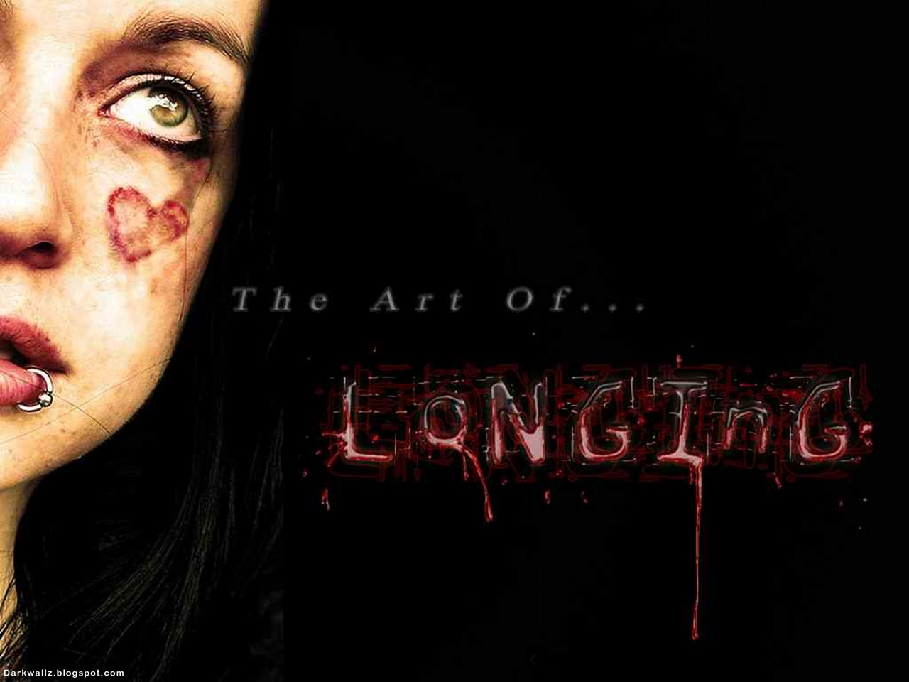 The Art Of Longing | Dark Wallpaper Download