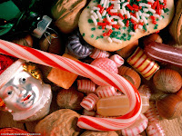 Christmas Sweets HD Wallpapers
