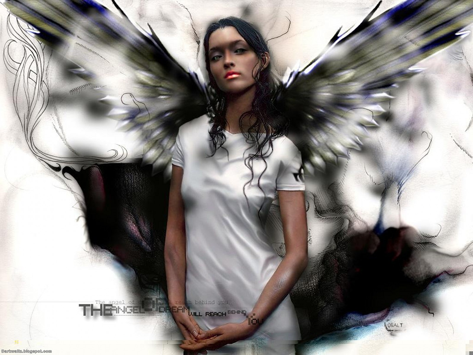 Dark Angel Wallpapers 12 | Dark Wallpaper Download
