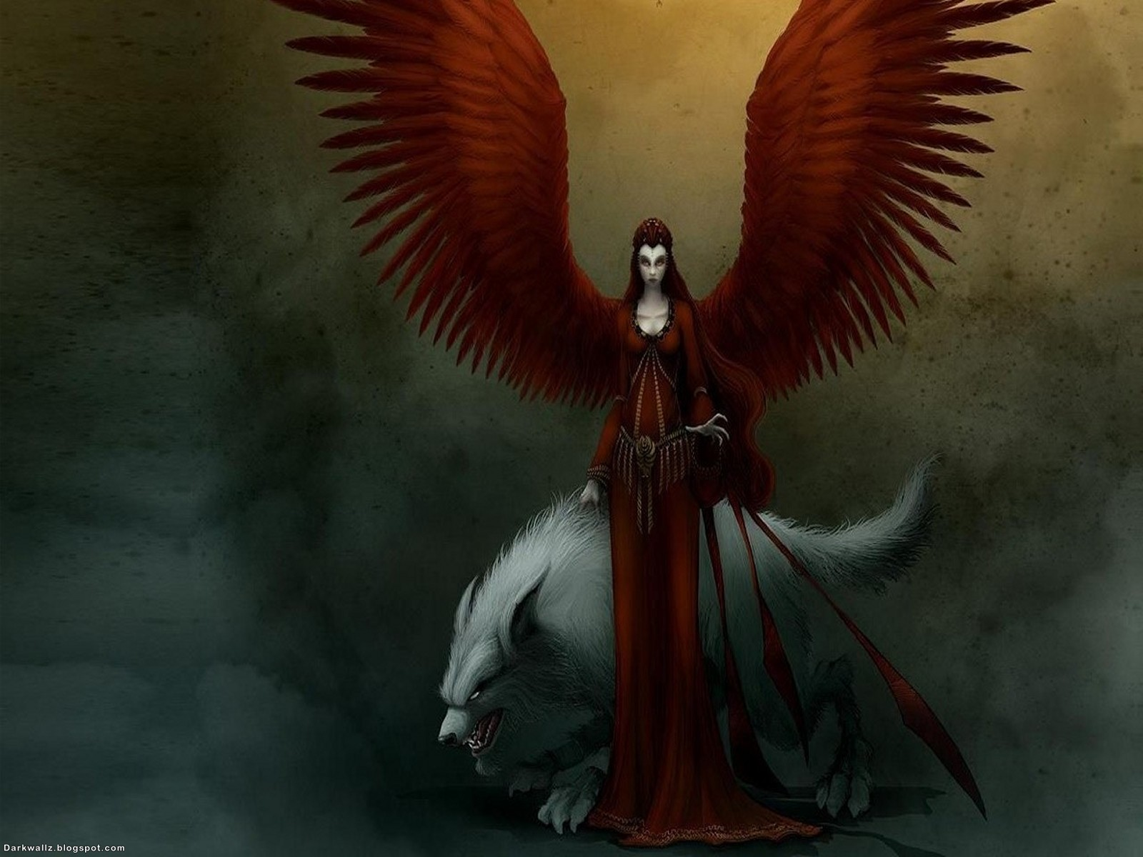 Dark Angel Wallpapers | Dark Wallpaper Download