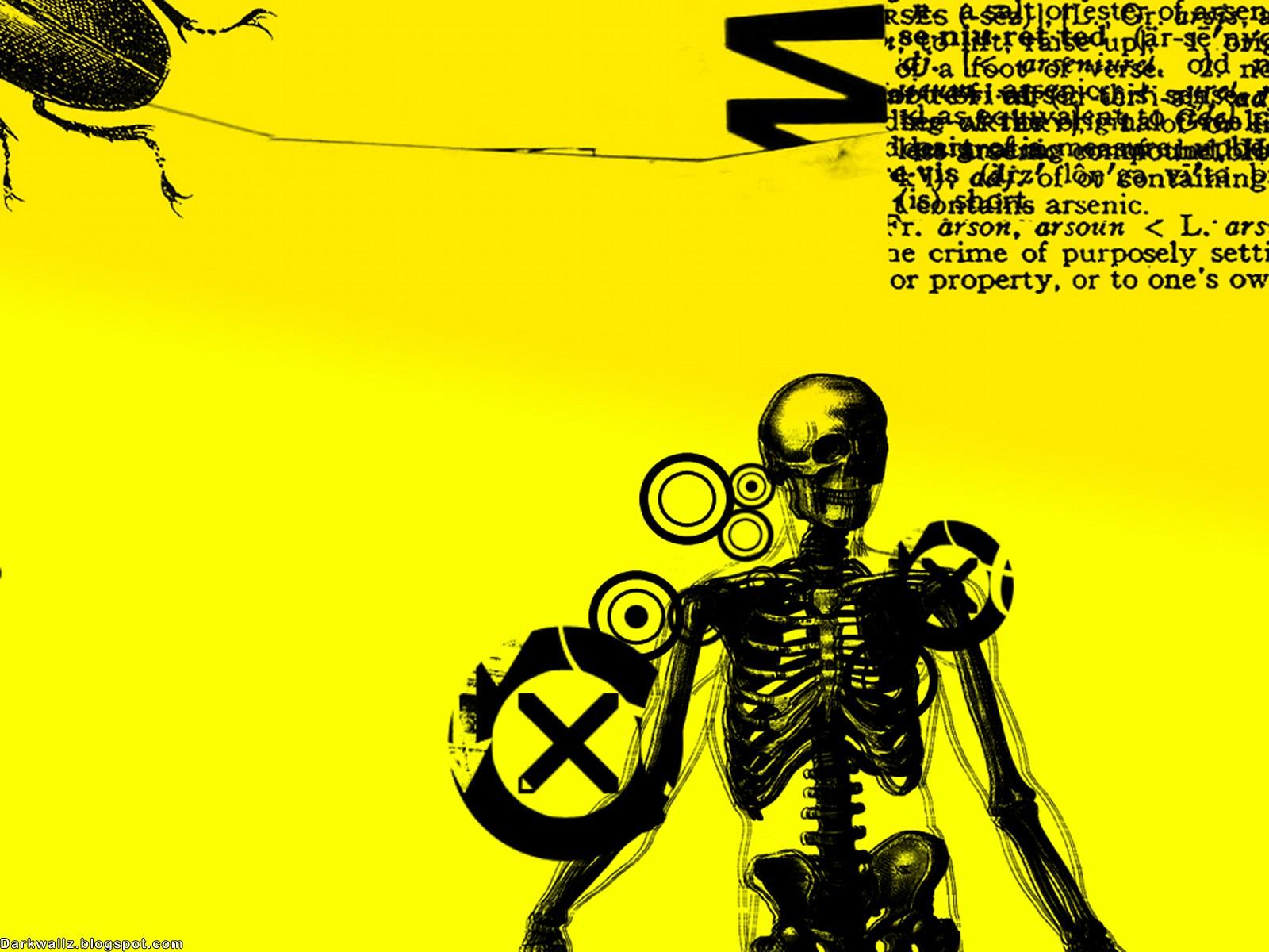 Dark Skulls Wallpapers 107 | Dark Wallpaper Download
