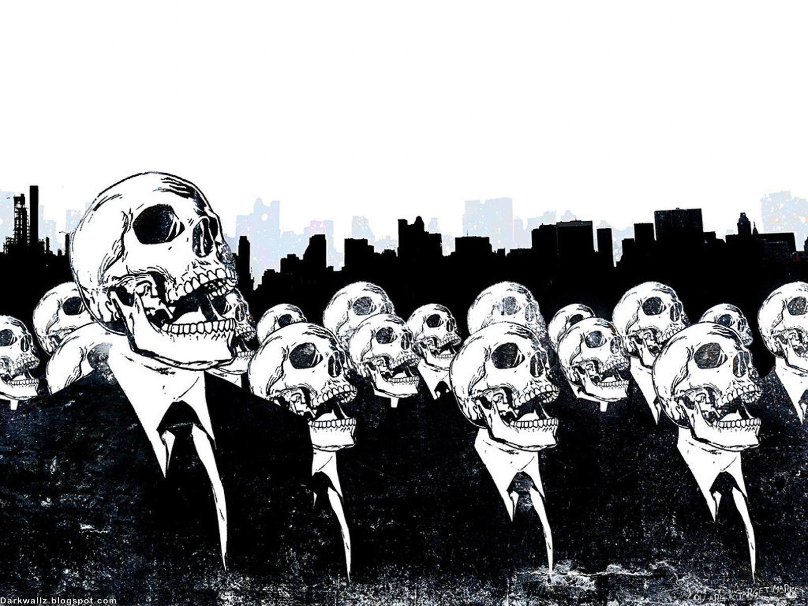 Dark Skulls Wallpapers 119 | Dark Wallpaper Download