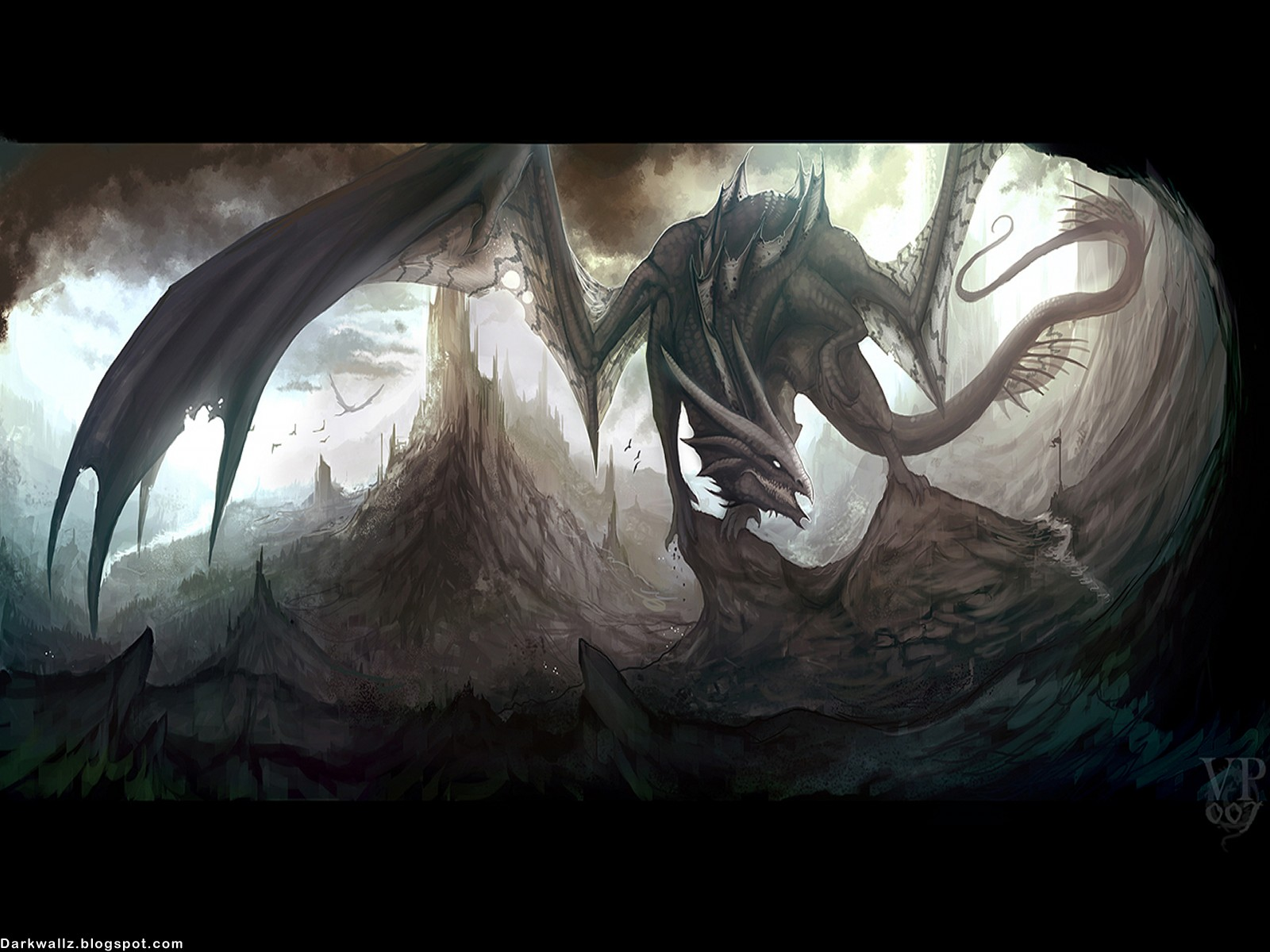 Dark Dragons Wallpapers 20| Dark Wallpaper Download