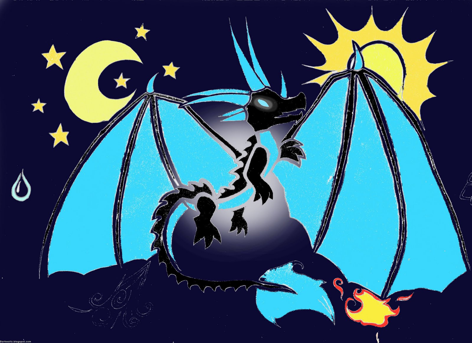 Dark Dragons Wallpapers 70 | Dark Wallpaper Download