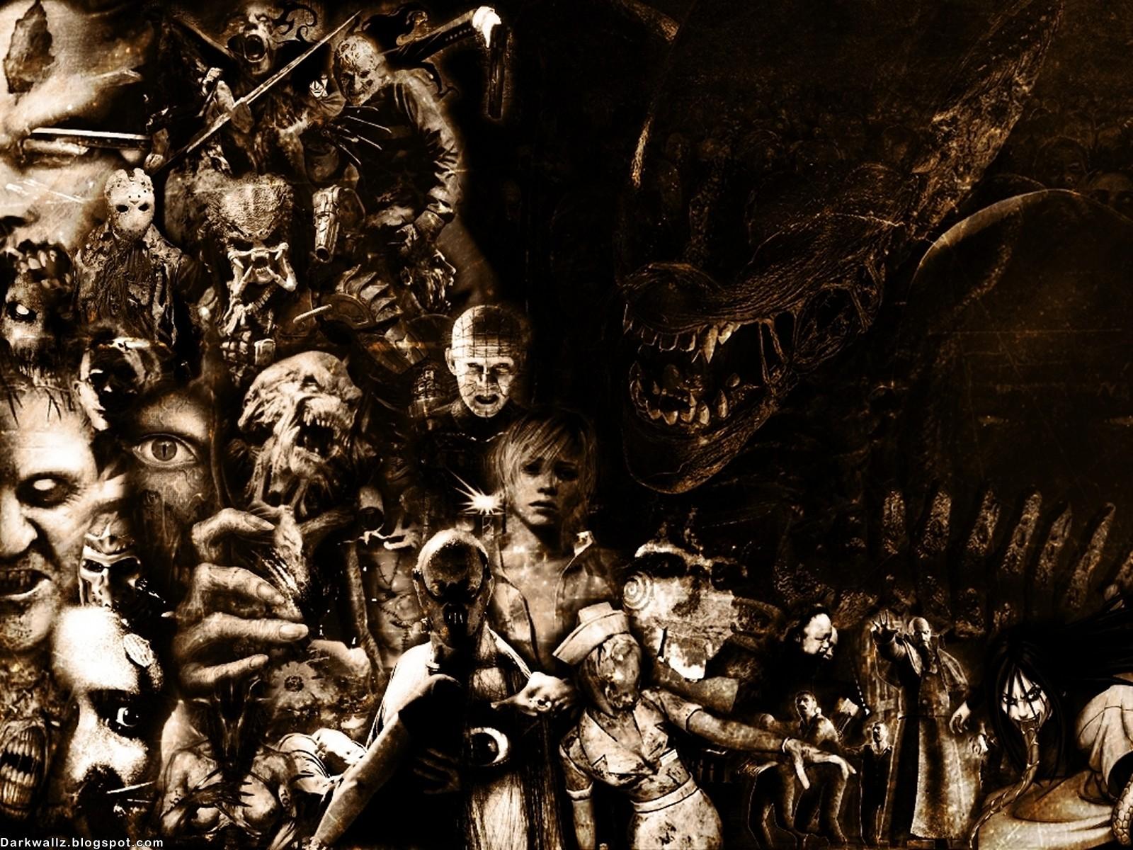 Monsters Wallpapers  31| Dark Wallpaper Download