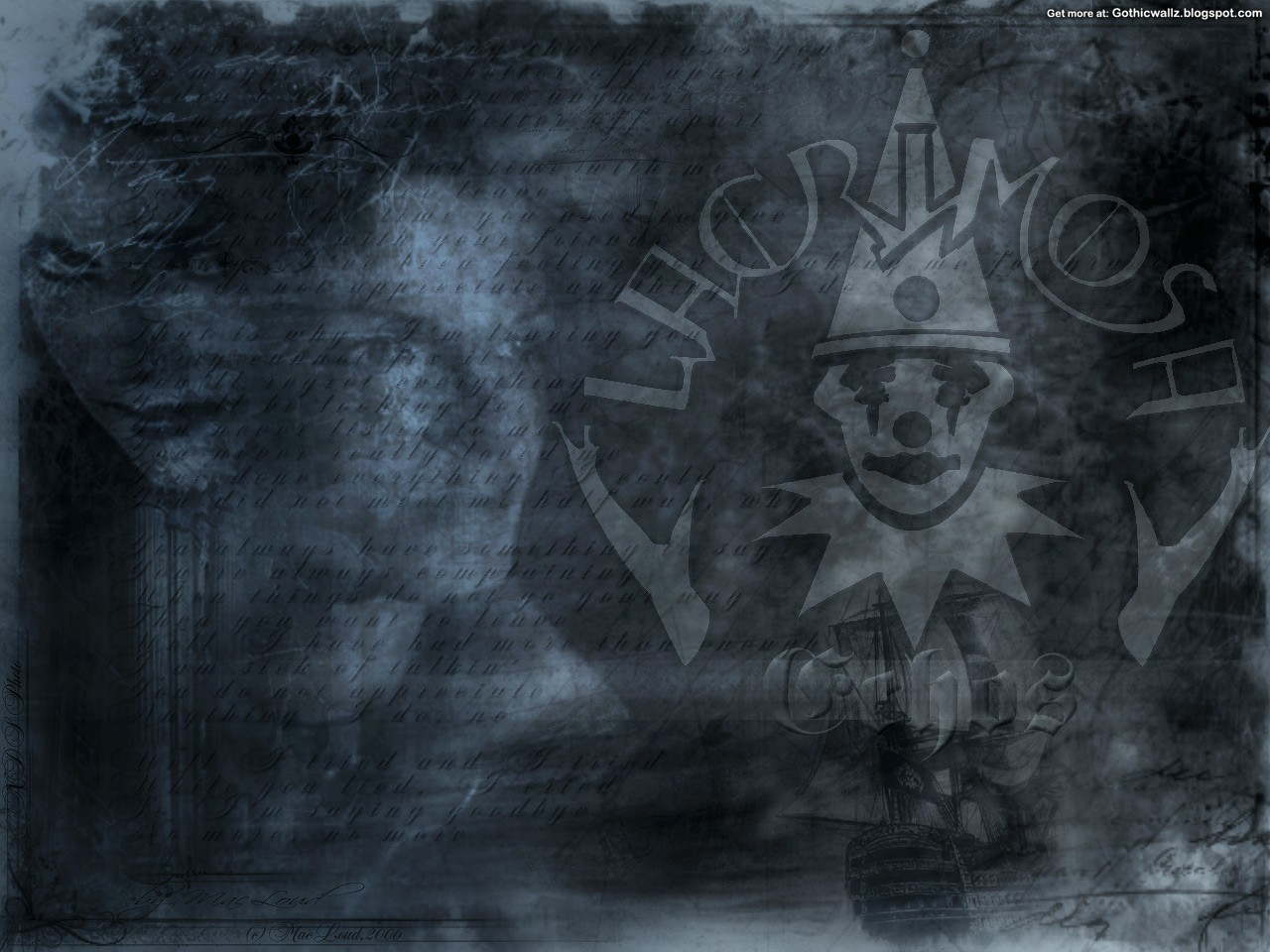 Gothic Wallpapers: Lacrimosa