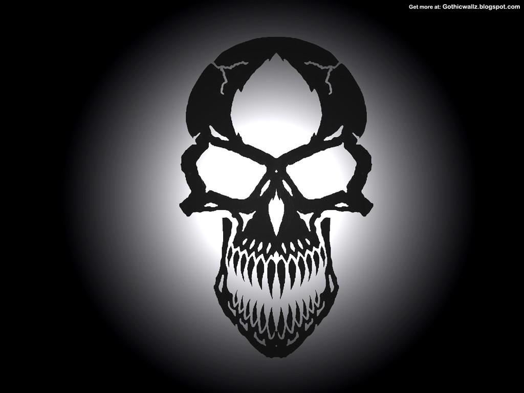 Full Wallpaper Preview: Skull