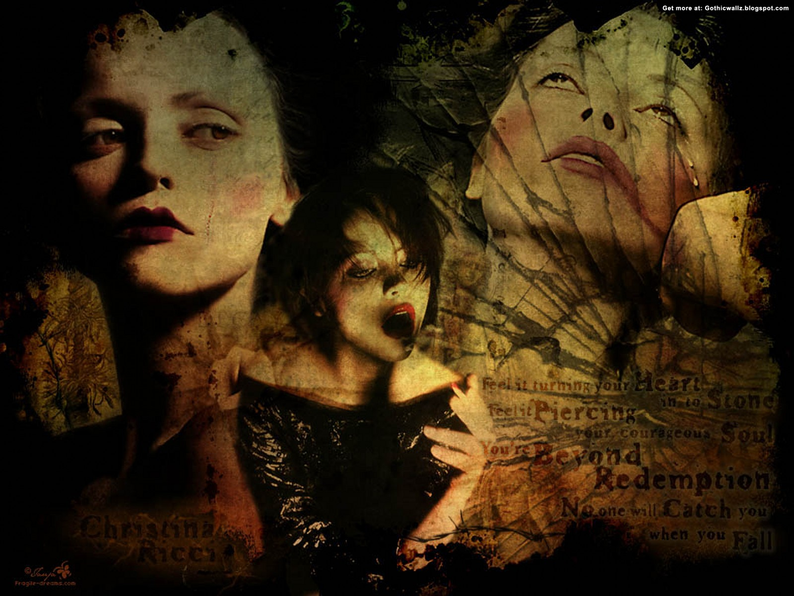 Christina | Gothic Wallpaper Download