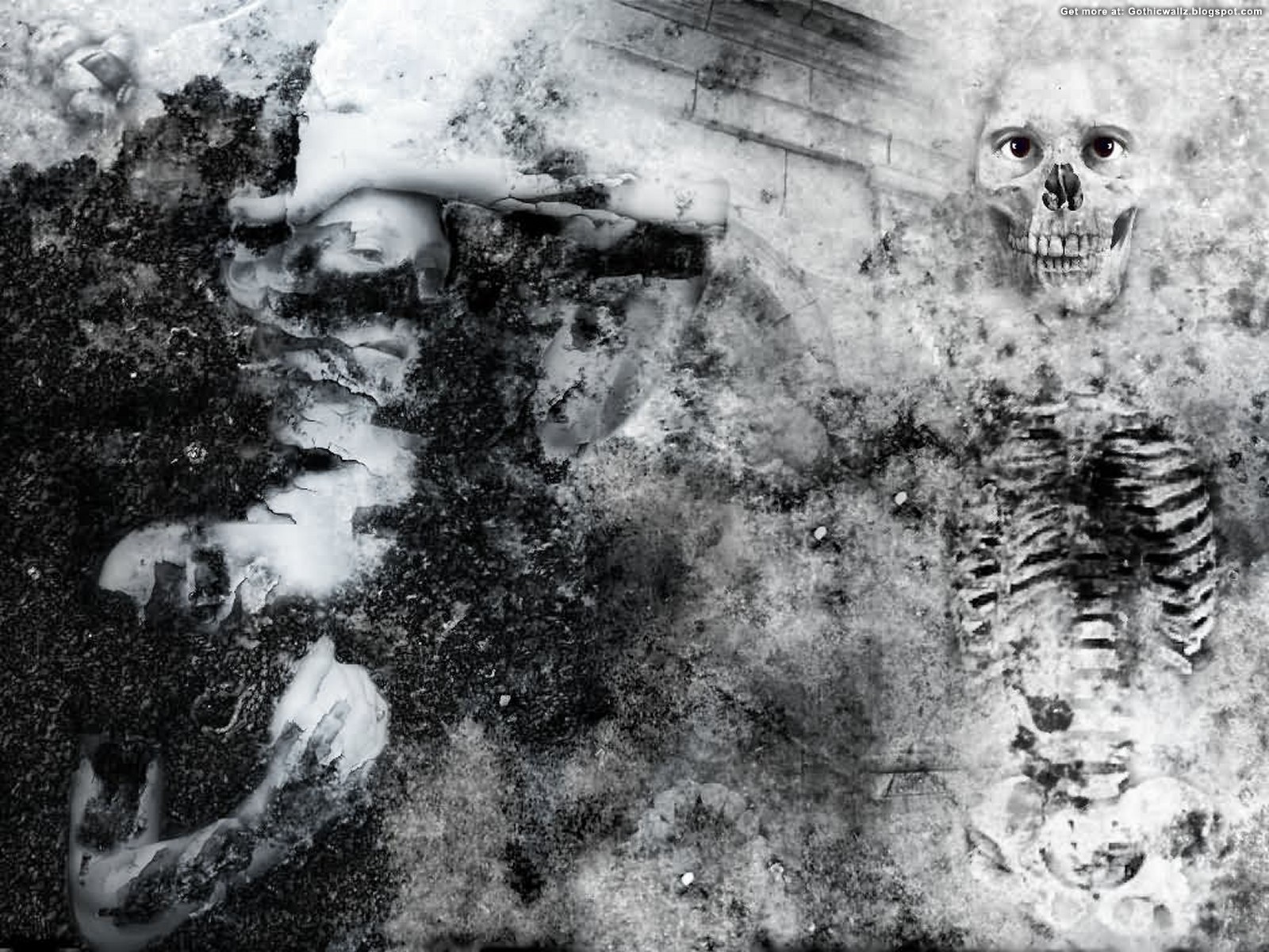 Plague | Gothic Wallpaper Download