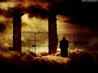 Gate keeper | Dark Gothic Wallpapers