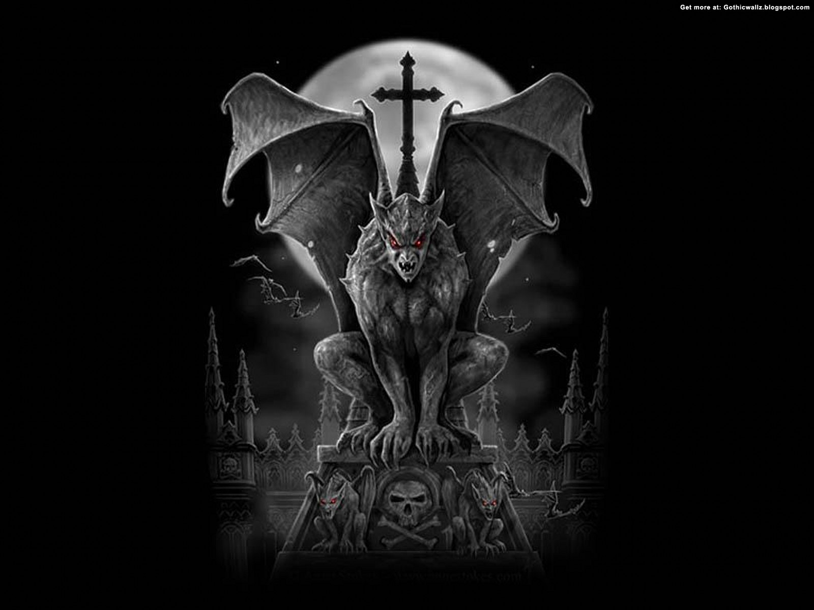 Classic Gothic | Gothic Wallpaper Download