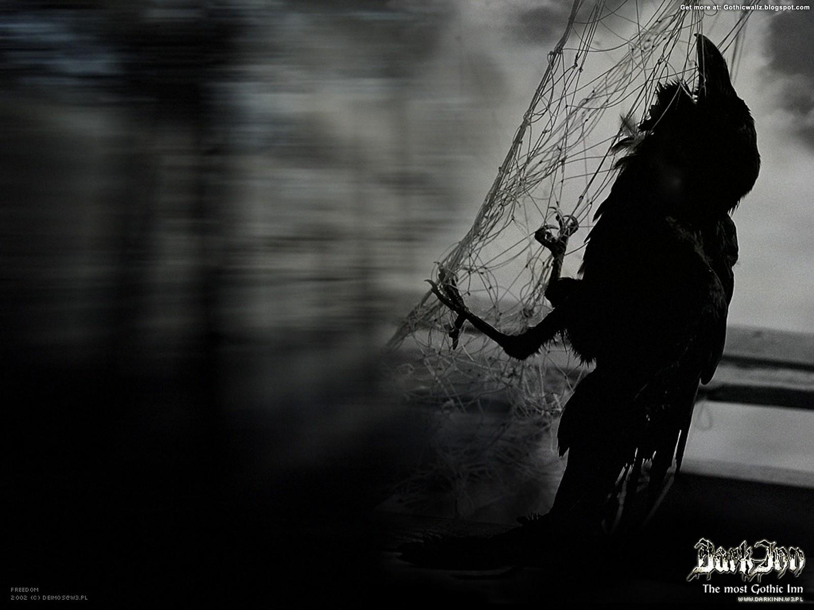 Dark Inn   Gothic Wallpaper Download
